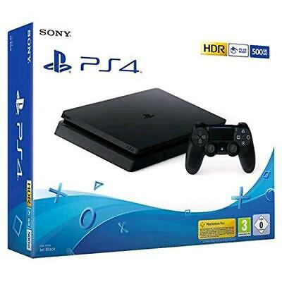 Sony Ps4 500Gb Hdr F Chassis Slim Black Occasione