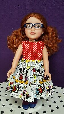 18 Inch Dolls Clothes American Girl Doll Our Generation Dolls