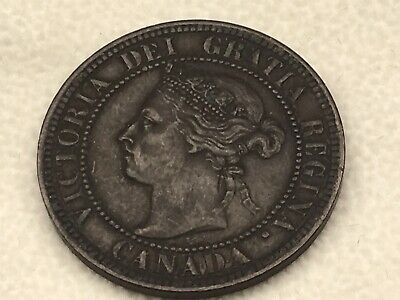 1898-H Canada One Cent