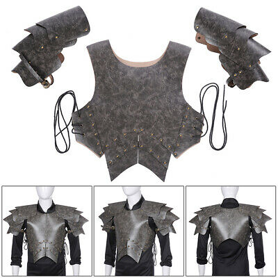 Warrior Medieval Armor Halloween Party Stage Adult Cosplay Gift