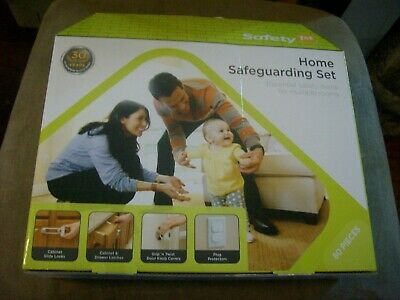 Safety 1st Home Safeguarding Set - 80 Piece - New in unoped box