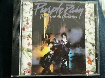 Prince and The Revolution - Purple Rain -CD 1984