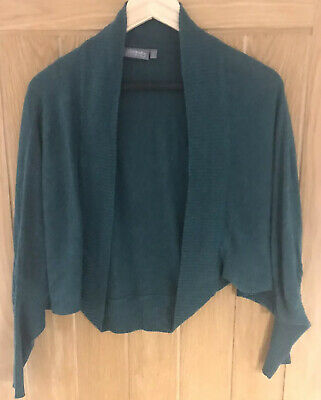 New Look maternity Size L thin open front cardigan - Green
