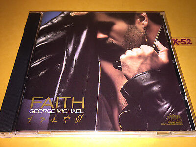 GEORGE MICHAEL wham FAITH CD hits WANT UR SEX father figure ONE MORE TRY monkey