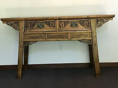 Antique 19th century Chinese Alter Table