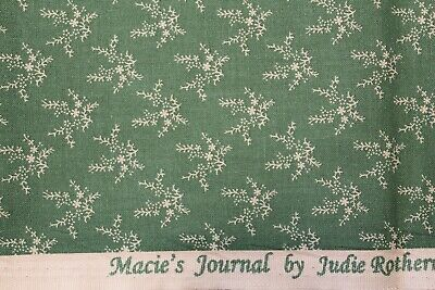 """CIVIL WAR /""""DRESSING GOWNS/"""" COTTON REPRODUCTION QUILT FABRIC BTY MARCUS 0441-0196"""