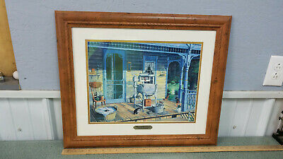 """Maytag Morning""  by Randy Souders padded and framed"
