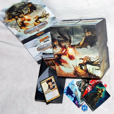 Magic The Gathering: Future Sight Fat Pack - Box, Cards, Dividers, Life Counter