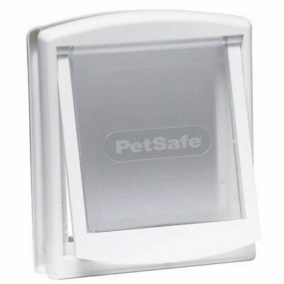 Petsafe Staywell Pet Door Dog Cat Flap Small 2 Way Closing Panel 251x251cm