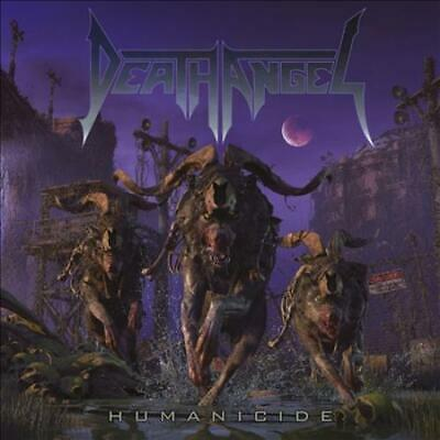 Death Angel - Humanicide New Cd