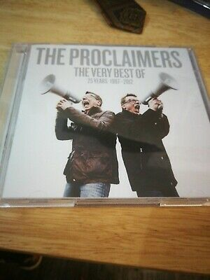 The Proclaimers - Very Best Of (25 Years 1987-2012, 2013)