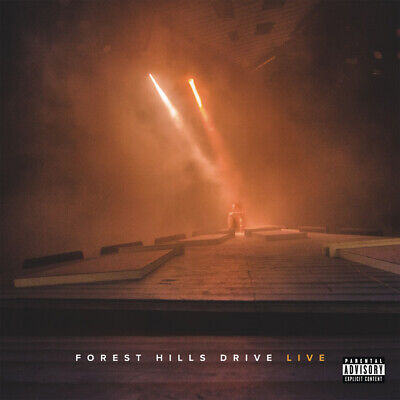 Forest Hills Drive --- J. Cole Art Fabric Poster Wall Decor HD Print