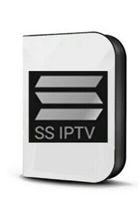 SS IPTV 12 MOIS TOUT SUPPORTS (Smarttv Android iOS MAG m3u)