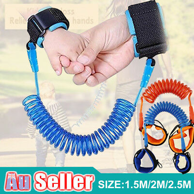 Strap Wrist Leash Safety Walking Anti-lost Harness Belt Hand Toddler Kids Baby P