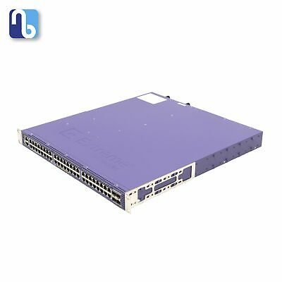 EXTREME X460-G2-48P-GE4 48 10/100/1000BASE-T PoE-plus, 4 1GBaseX