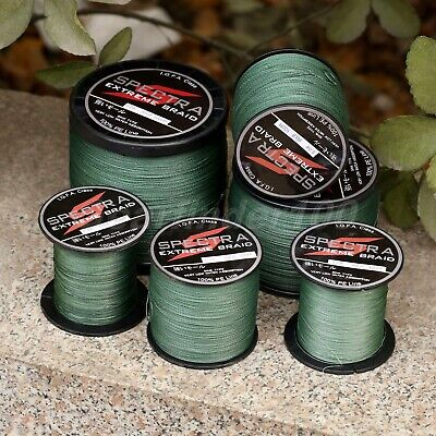 Super Strong 100-1000M  Dyneema Spectra Sea Braided Fishing Line FastShipping