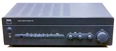 NAD C352 Stereo Integrated Amplifier