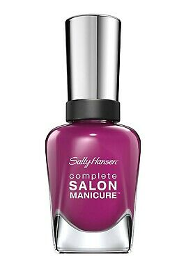 Sally Hansen Salon Manicure 414 Cherry Cherry Bang Bang