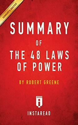 Summary of The 48 Laws Power: by Robert Greene | Includes Analysis...