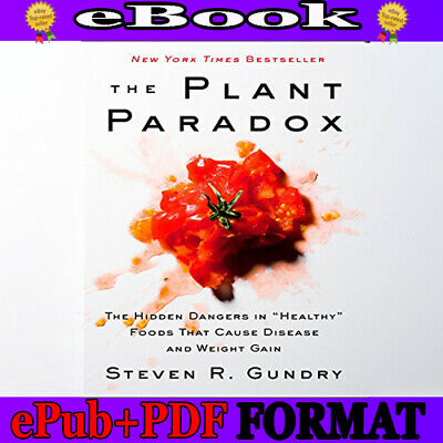 """The Plant Paradox🔥The Hidden Dangers in """"Healthy"""" Foods That Cause Disease📚"""