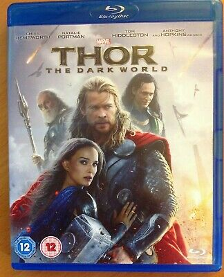 THOR - THE DARK WORLD (Blu-ray) MARVEL Studios