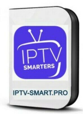 SMARTER PRO 12 MOIS TOUT SUPPORTS Smarttv Android iOS MAG m3u