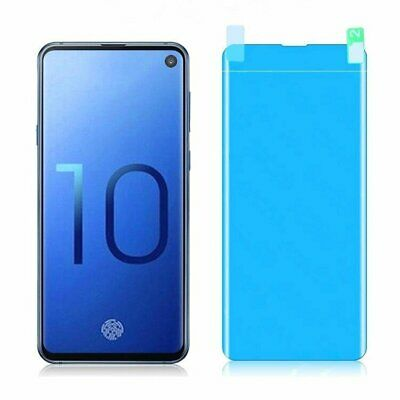 For Samsung Galaxy S10 S10e S10 Plus Genuine Tpu Screen Protector Film Cover