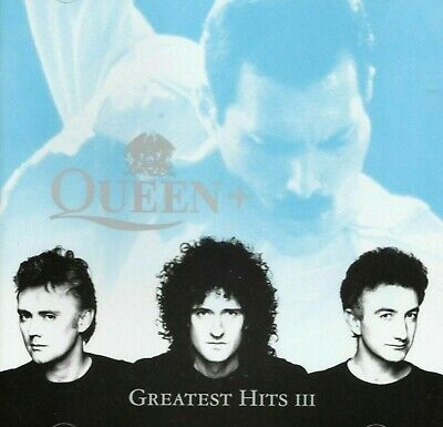 Queen ~ Greatest Hits III (2011 CD) Remastered ( New  ) Volume 3 / Three