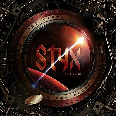 Styx - The Mission [CD]