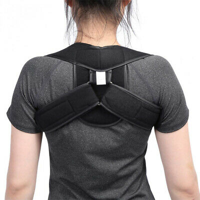 Shoulder Support Posture Corrector Corset Belt Orthotics Upper Back Correction