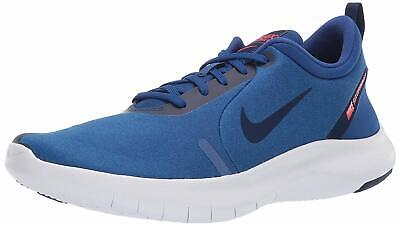 Nike Mens Flex Experience Rn 8 Low Top Lace Up Golf Shoes, Blue, Size 11.0 9cua