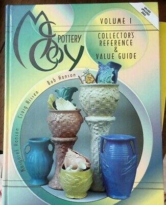 Set of 4 Collector Reference Books Avon, McCoy, Fiesta