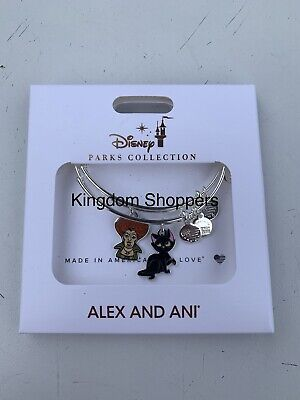 2019 Alex & Ani Walt Disney World Hocus Pocus Not So Scary Halloween Bracelet