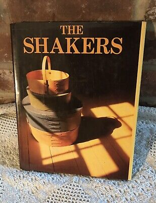 Book THE SHAKERS Purcell Guide To Museums & Collections + Pictures