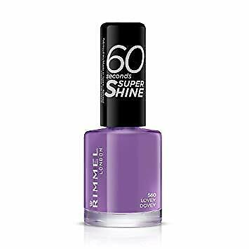 Rimmel 60 Seconds 560 Lovey Dovey