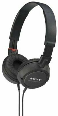 Sony MDR-ZX110 ZX Series Stereo Over-Head Headphone Extra Bass - Black