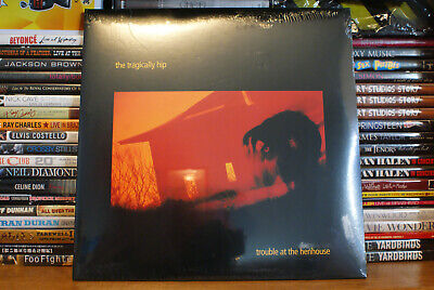 The Tragically Hip Trouble At The Henhouse 2x 180 vinyl lp - Gord Downie