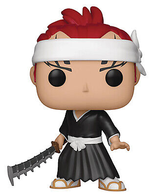 Funko Pop Animation No 348 - Bleach - Renji Vinyl Figure