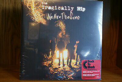 The Tragically Hip We Are The Same 2x 180 vinyl lp + mp3 download - Gord Downie