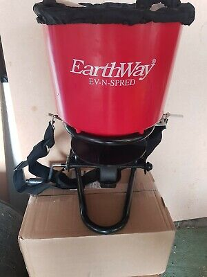Earthway spreader 3100 Chest Mounted