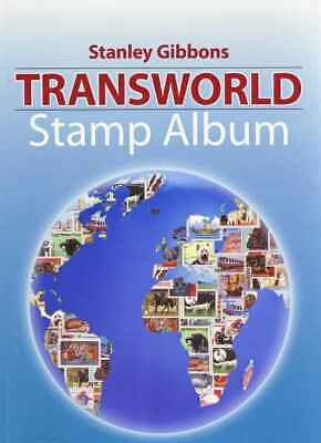 Best Children's World Stamp Album with 136 A4 pages - Countries Listed A - Z