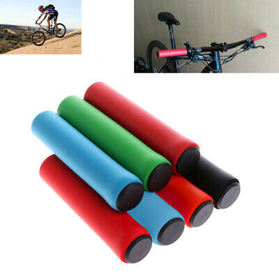 Silicone Road Cycling Bike Handlebar Grips Antiskid Bicycle Silica Gel