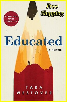 Educated: A Memoir By Tara Westover (2019, PDF + EPUB, FREE Shipping)