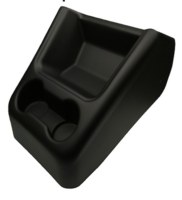 "VW T4 Centre Console with Cup Holders:-  Genuine Dubplastics ""Trimtech"" Part"