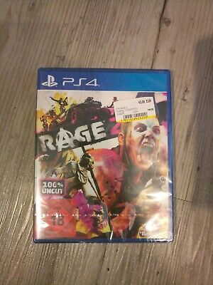 RAGE 2 - Standard Edition (Sony PlayStation 4, 2019) PS4
