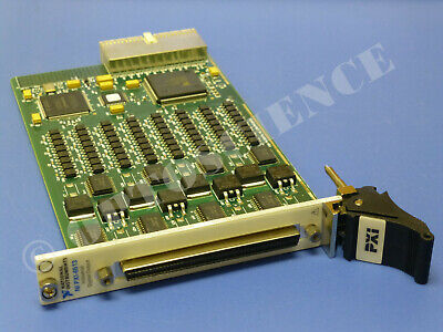 National Instruments PXI-6513 NI DAQ Card, Industrial Digital Output 64 Channels