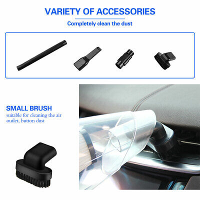 High Quality Car Vacuum Cleaner 12V For Auto Mini Hand Held  Wet Dry Portable