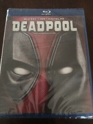 Dead Pool Blu Ray Dvd And Digital New And Sealed