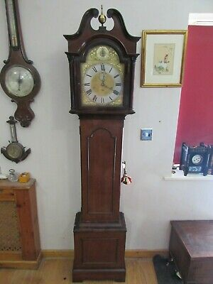 Antique German Kienzle Westminster Chime Longcase Clock, Movement Requires Att.