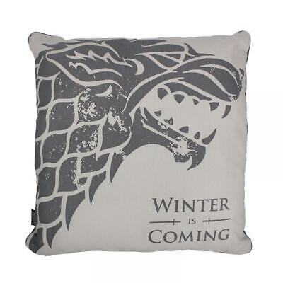 GAME OF THRONES - 45X45 Filled Cushion- Stark